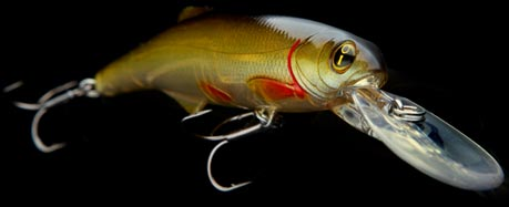 wobblers Long Lip Minnow 120